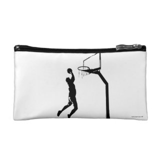 Basketball Cosmetic Bag