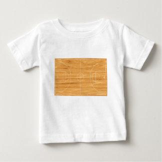 Basketball Court Baby T-Shirt