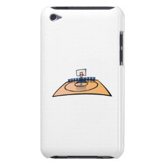 Basketball Court iPod Touch Case