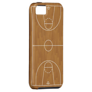 Basketball Court Case For The iPhone 5