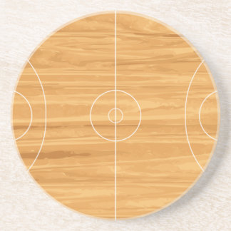 Basketball Court Coaster