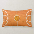 Basketball Court Pillow - Unique Basketball Gifts