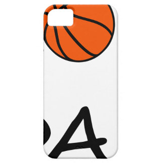 Basketball DAD Case For The iPhone 5