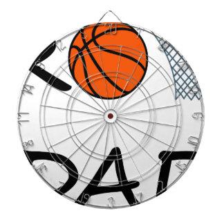 Basketball DAD Dartboard