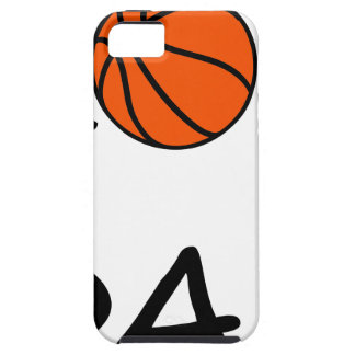 Basketball DAD iPhone 5 Case