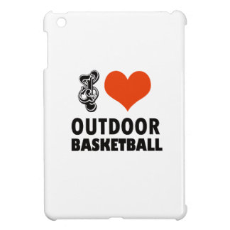 basketball design iPad mini cover