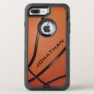 Basketball Design Otter Box OtterBox Defender iPhone 8 Plus/7 Plus Case