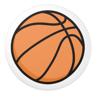 Basketball door knob