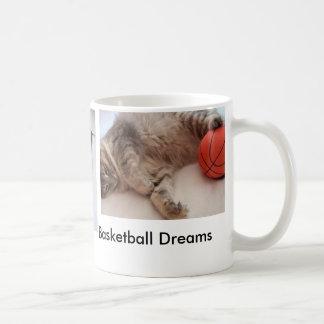 Basketball dreams Mug