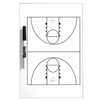 Basketball Dry Erase Board