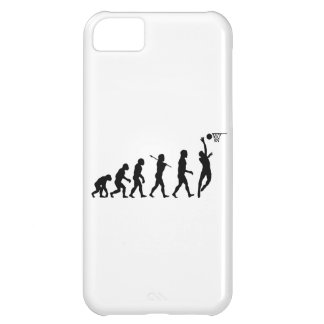 Basketball Evolution Fun Sports Art iPhone 5C Cases