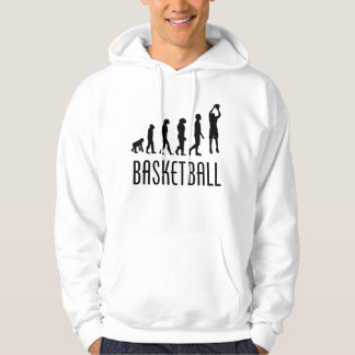 Basketball Evolution Hoodie
