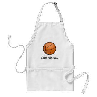 Basketball Fan Standard Apron