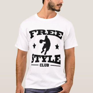 BASKETBALL FREESTYLE CLUB T-Shirt