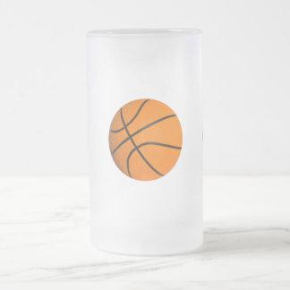 Basketball Frosted Mug