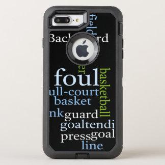 Basketball full court OtterBox Apple iPhone