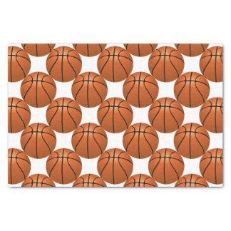 Basketball Fun Tissue Paper