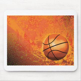 basketball game team player tournament court sport mouse pad