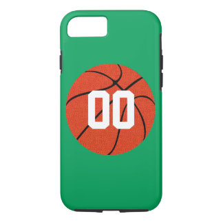 Basketball Green Custom Phone Case