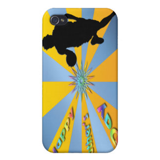 Basketball - Happy Father's Day  iPhone 4 Cover