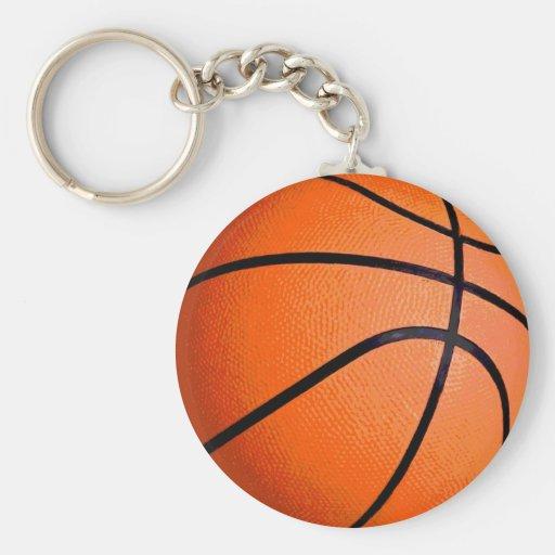 Basketball Hoop Keychain
