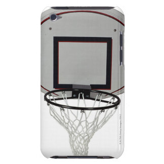 Basketball hoop with backboard barely there iPod cover