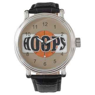 Basketball Hoops Watches