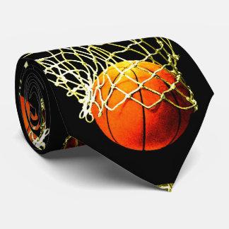 Basketball I Love Tie