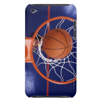 basketball in hoop iPod Case-Mate case