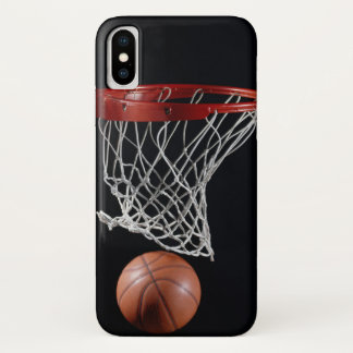 Basketball in Hoop Case-Mate iPhone Case