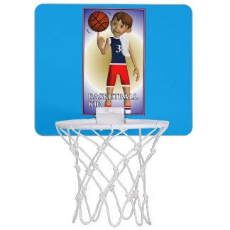 Basketball Kid Mini Basketball Hoop