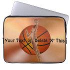 Basketball Laptop Sleeve Basketball Gifts for Guys