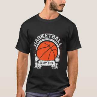 Basketball Limited Edition T-Shirt. T-Shirt