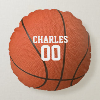 Basketball Lover Personalized Pillow