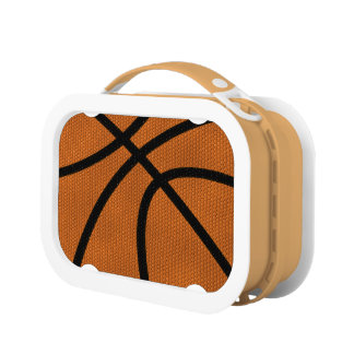 Basketball Lunch Box