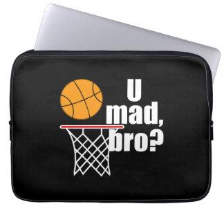 Basketball Madness Laptop Sleeve