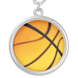 Basketball mania necklace