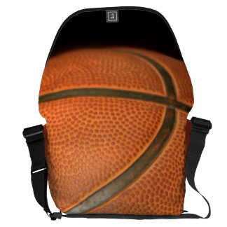 Basketball Messenger Bags