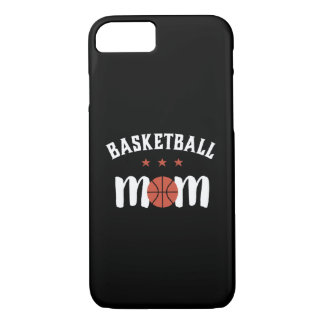 Basketball Mom for Proud Mother of Sports Player iPhone 8/7 Case