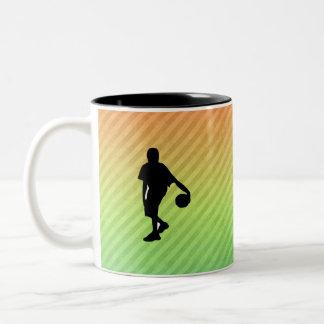 Basketball Coffee Mugs