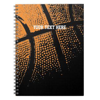Basketball notebook   Custom school supplies