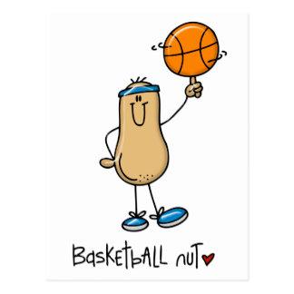 Basketball Nut 3 Postcard