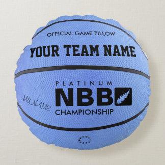 BASKETBALL OFFICIAL GAME PILLOW Blue M bl