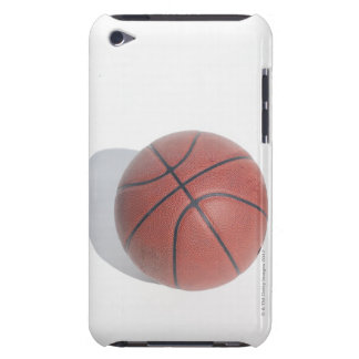 Basketball on white background iPod Case-Mate case