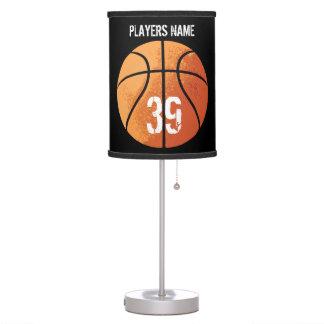 Basketball (Personalizable) Table Lamp