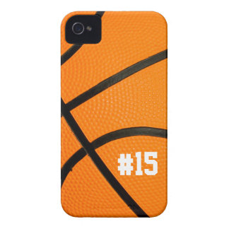 Basketball Personalized # iPhone 4/4s case