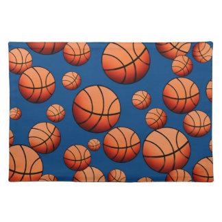 Basketball Placemats