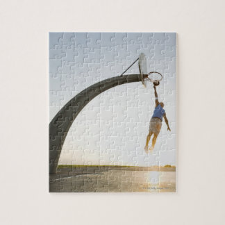 Basketball player 3 jigsaw puzzle