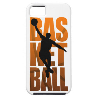 Basketball Player Basketballer Jumping iPhone 5 Cover