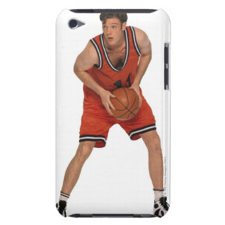 Basketball player iPod touch cases